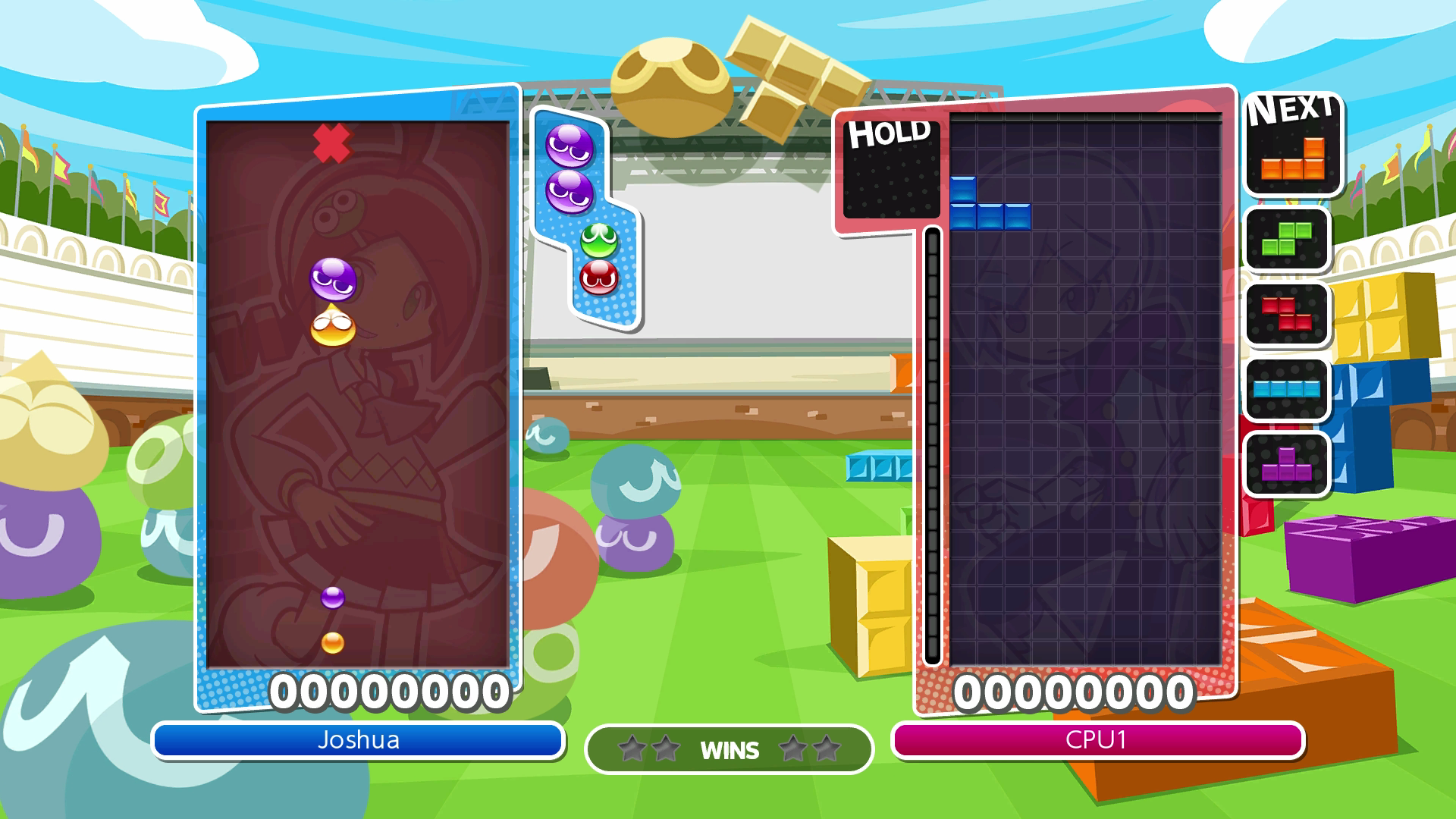 Puyo Tetris Switch Review Marigold News Reviews Game Nintendo Is A Surprise For Fans In The West Since Its First New Entry Franchise To Leave Japan Pop Fever Way Back