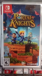 Portal Knights Switch Resize