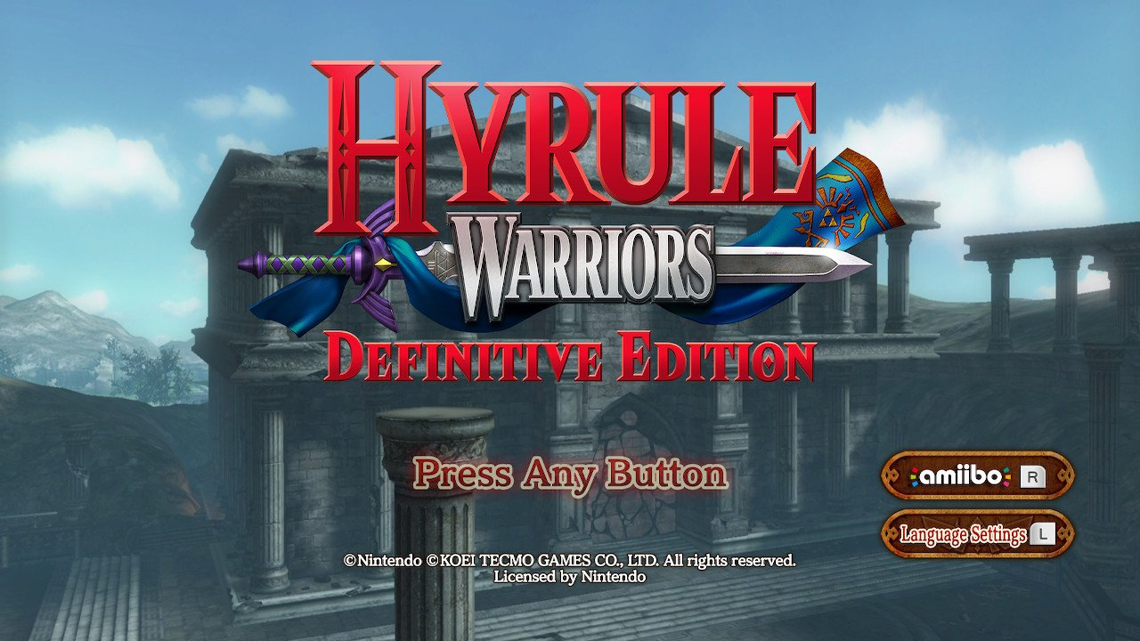 Hyrule Warriors Definitive Edition Switch Review Marigold News Reviews